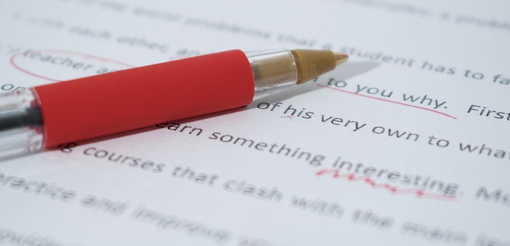 Proofreading services in Manchester, Pa